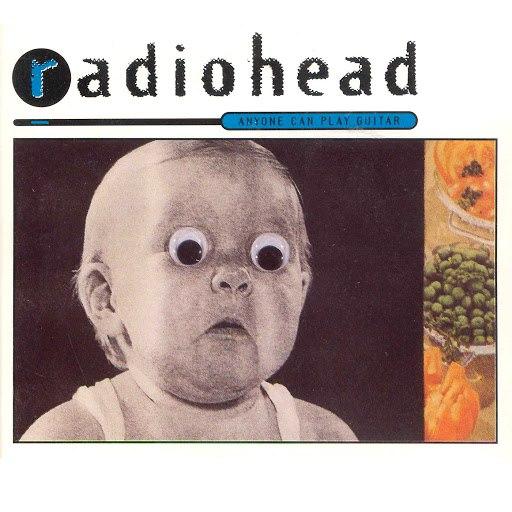 Radiohead альбом Anyone Can Play Guitar