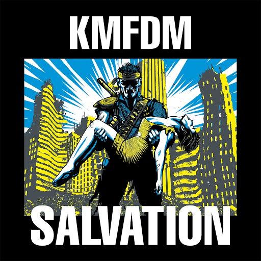 KMFDM альбом Salvation - EP