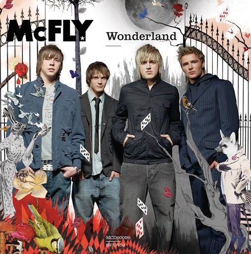 McFly альбом Wonderland