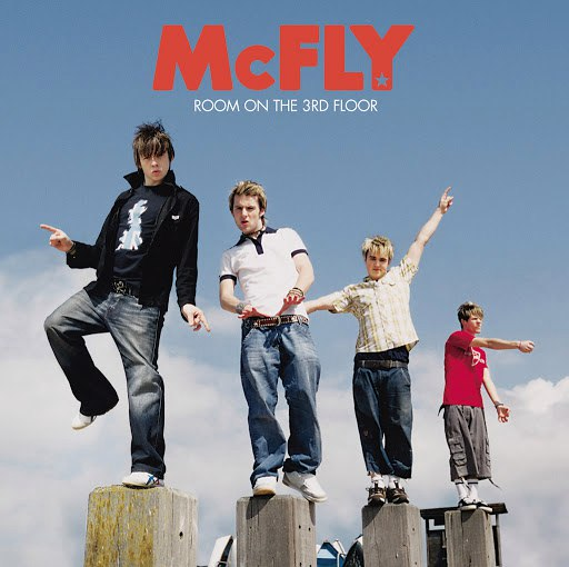 McFly альбом Room On The 3rd Floor (Non EU version)