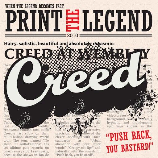 Creed альбом Print The Legend