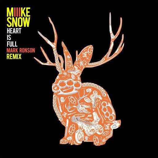 Miike Snow альбом Heart Is Full (Mark Ronson Remix)
