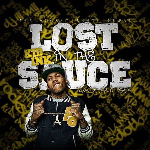Kid Ink альбом Lost In The Sauce