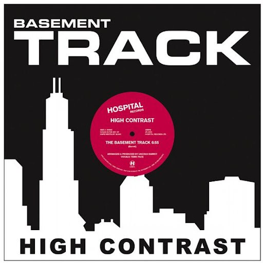 High Contrast альбом The Basement Track