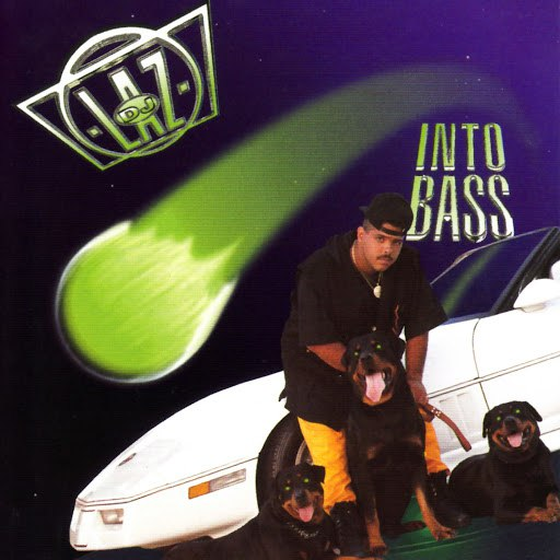 DJ Laz альбом Journey Into Bass