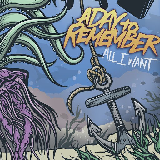 A Day To Remember альбом All I Want
