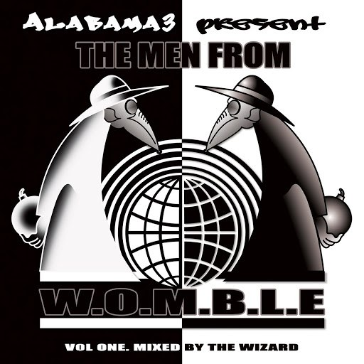 Alabama 3 альбом The Men from W.O.M.B.L.E