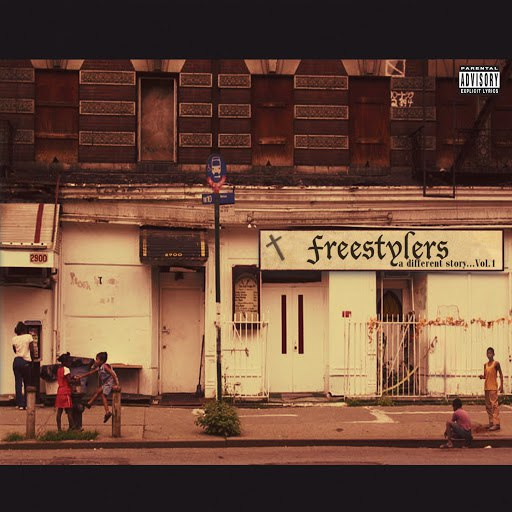 Freestylers альбом A Different Story... Vol 1