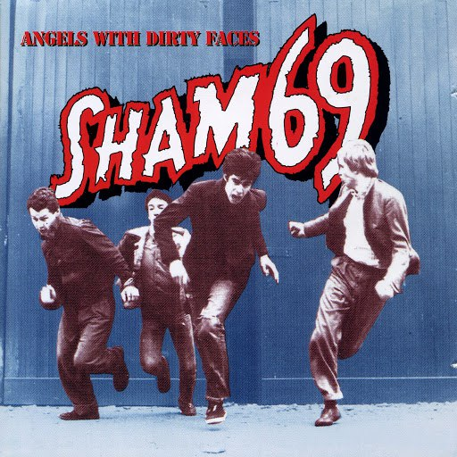 Sham 69 альбом Angels With Dirty Faces