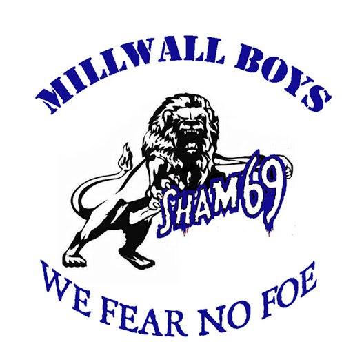 Sham 69 альбом Millwall Boys