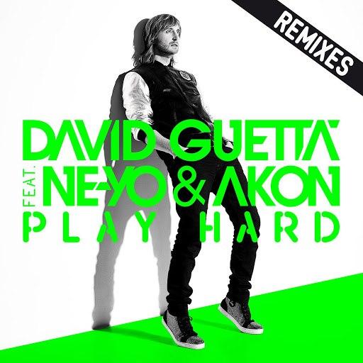 David Guetta альбом Play Hard [Remixes]