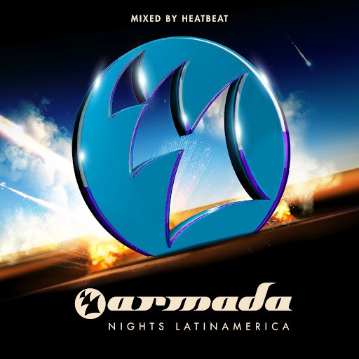 Heatbeat альбом Armada Nights Latin America (Mixed By Heatbeat)