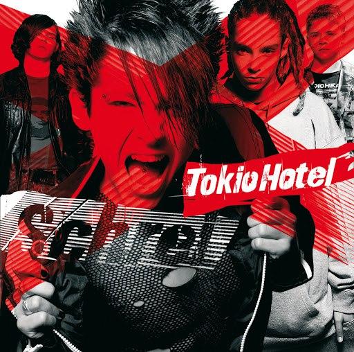 Tokio Hotel альбом Schrei (Slidepac)