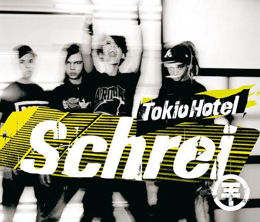 Tokio Hotel альбом Schrei (International 2-Track)