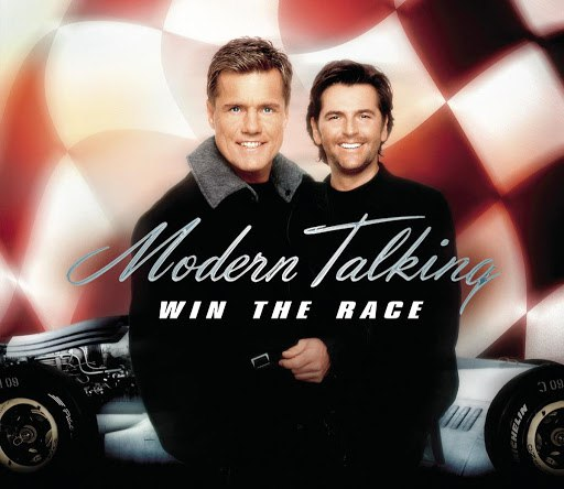 Modern Talking альбом Win The Race