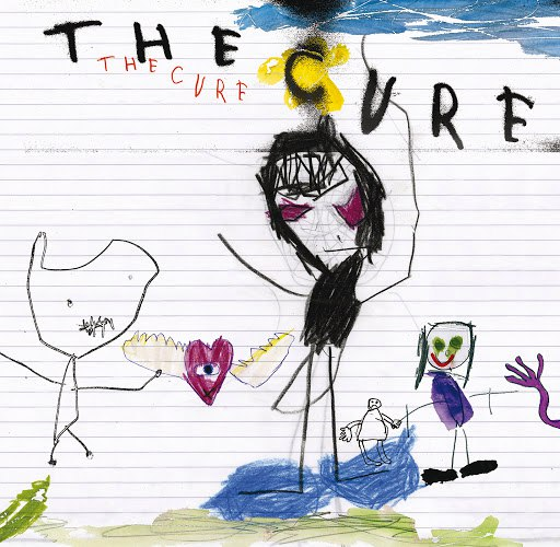 The Cure альбом The Cure (International Version)