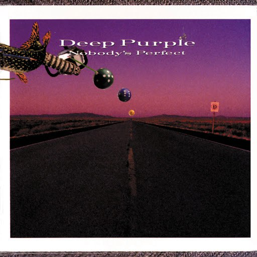 Deep Purple альбом Nobody's Perfect (2CD digitally remastered)
