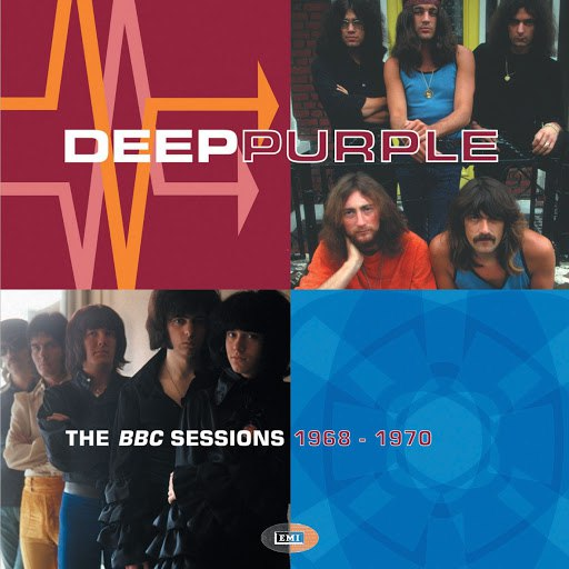 Deep Purple альбом The BBC Sessions: 1968 - 1970
