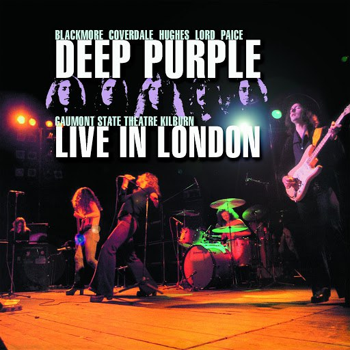 Deep Purple альбом Live In London