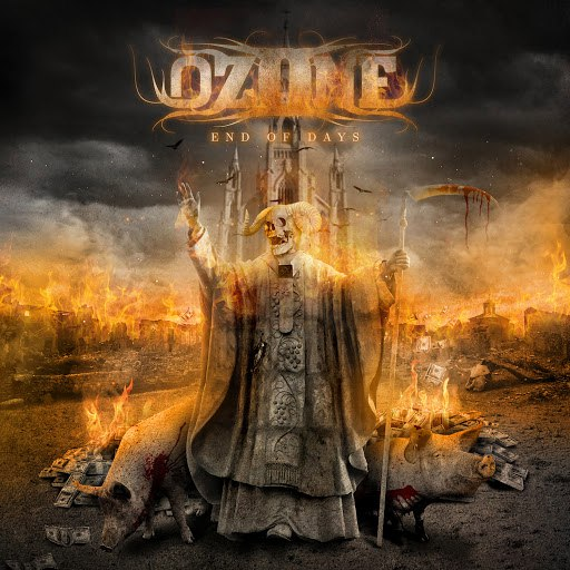 Ozone альбом End of Days