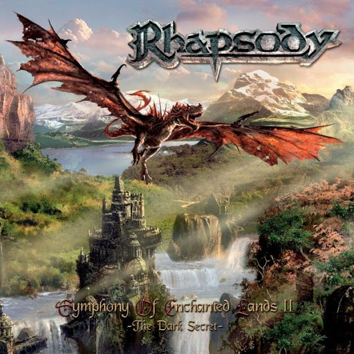 Rhapsody альбом Symphony of Enchanted Lands II (The Dark Secret)