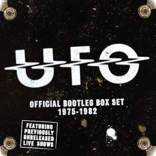 UFO альбом The Official Bootleg Box Set (1975-1982)