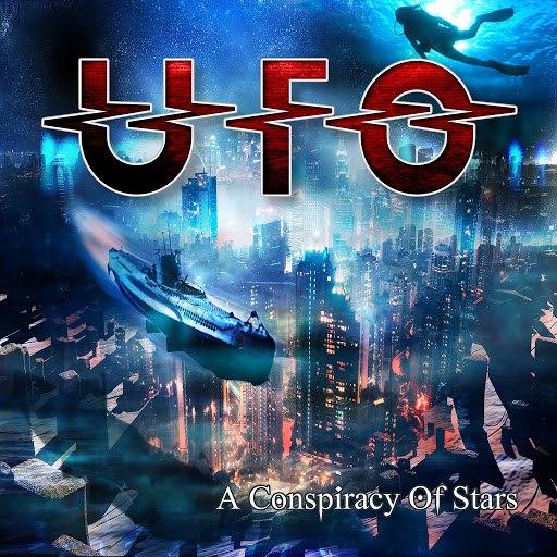 UFO альбом A Conspiracy Of Stars