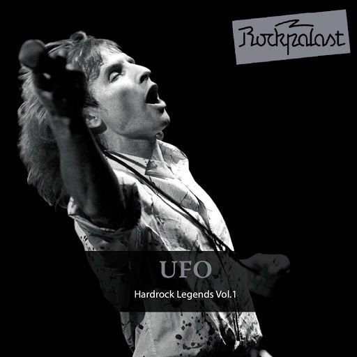 UFO альбом Rockpalast : Hardrock Legends, Vol. 1 (Live at Westfalenhalle Dortmund, 29.11.1980)