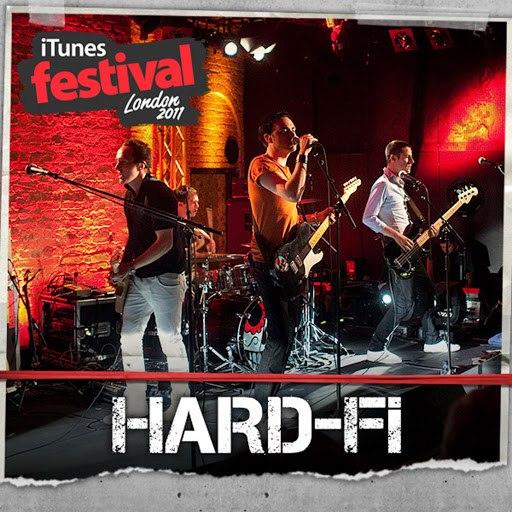 Hard-Fi альбом iTunes Festival: London 2011 - EP