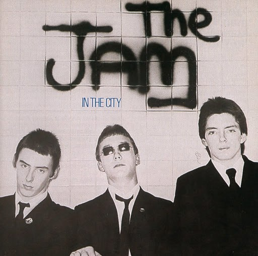 The Jam альбом In The City (Remastered Version)