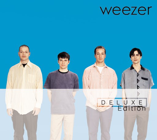 Weezer альбом Weezer (Blue Album) (Deluxe Version)