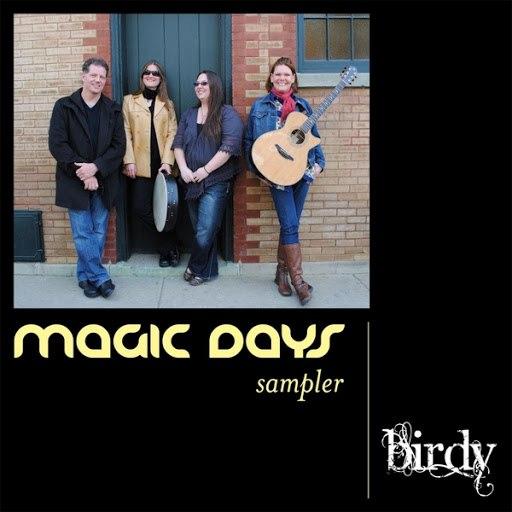 Birdy альбом Magic Days Sampler