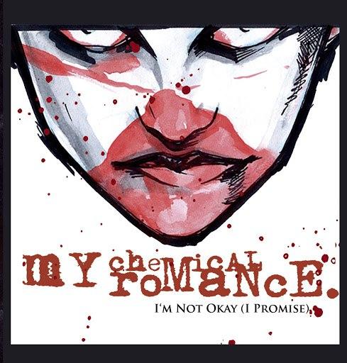 My Chemical Romance альбом I'm Not Okay (I Promise)