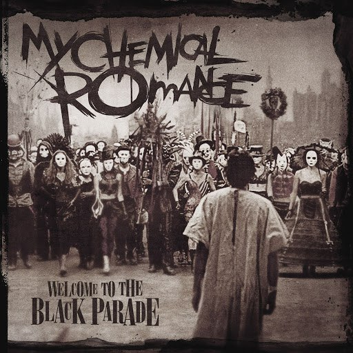 My Chemical Romance альбом Welcome To The Black Parade