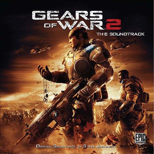 Steve Jablonsky альбом Gears Of War 2