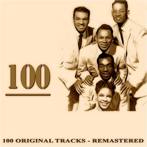 The Platters альбом 100 (100 Original Tracks Remastered)