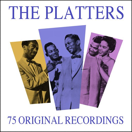 The Platters альбом All Time Greats - 75 Original Recordings