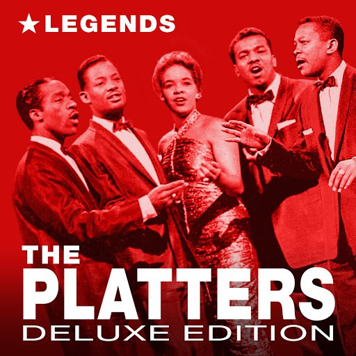 The Platters альбом Legends (Deluxe Edition)
