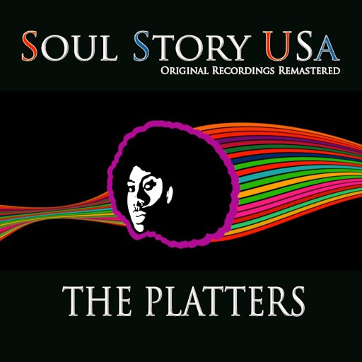 The Platters альбом Soul Story USA (Remastered)