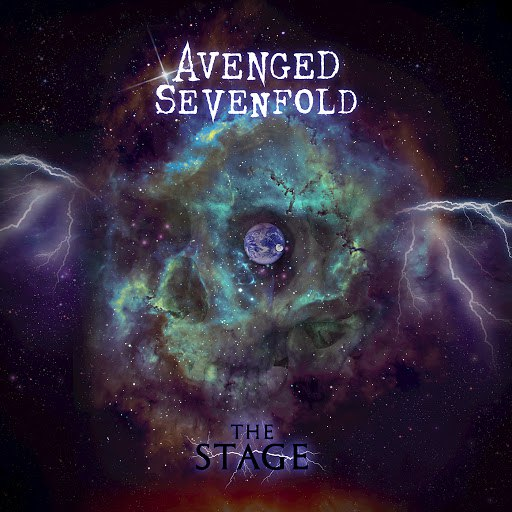 Avenged Sevenfold альбом The Stage