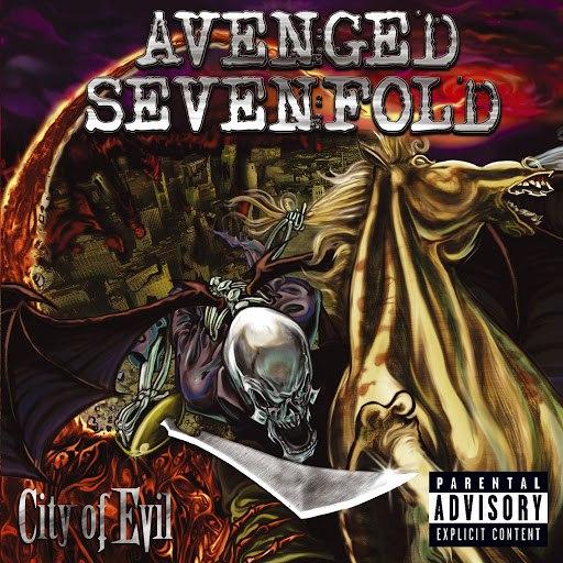 Avenged Sevenfold альбом City Of Evil (PA Version)