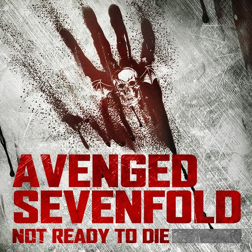 Avenged Sevenfold альбом Not Ready To Die
