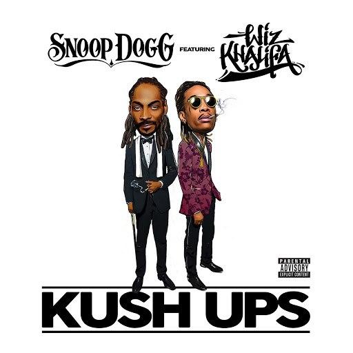 Snoop Dogg альбом Kush Ups (feat. Wiz Khalifa)
