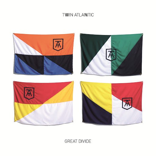 Twin Atlantic альбом Great Divide