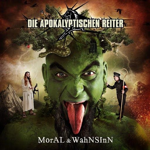 Die apokalyptischen reiter альбом Moral & Wahnsinn