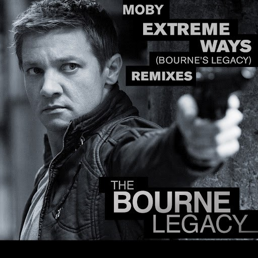 Moby альбом Extreme Ways (Bourne's Legacy) [Remixes]