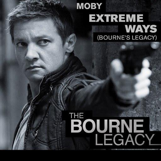 Moby альбом Extreme Ways (Bourne's Legacy)