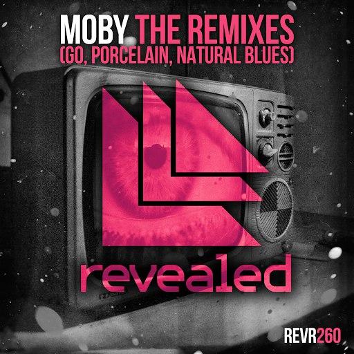 Moby альбом The Remixes (Go, Porcelain, Natural Blues)