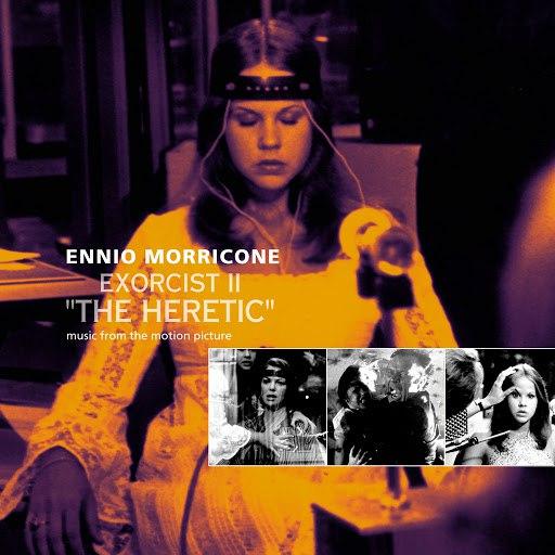 Ennio Morricone альбом Exorcist II: The Heretic (Soundtrack)