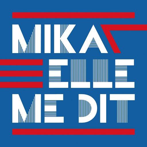 Mika альбом Elle Me Dit